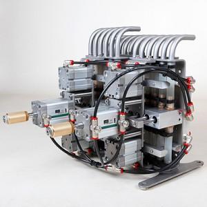 Machinebouw door Melis Techniek uit Boekel