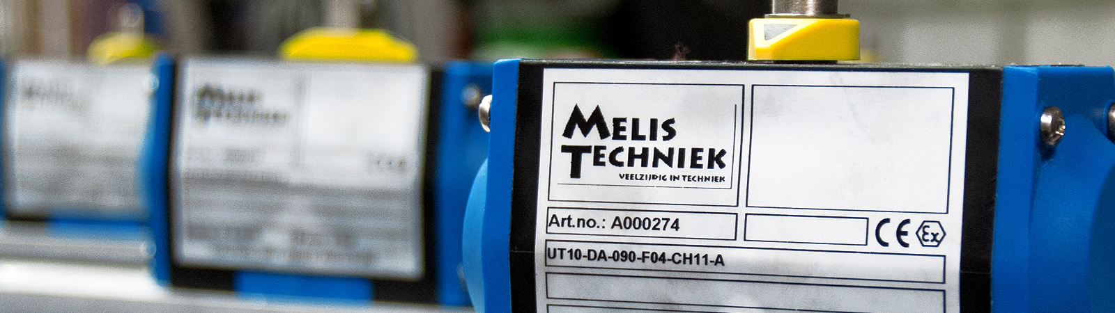 Machine onderhoud van MelisTechniek uit Boekel